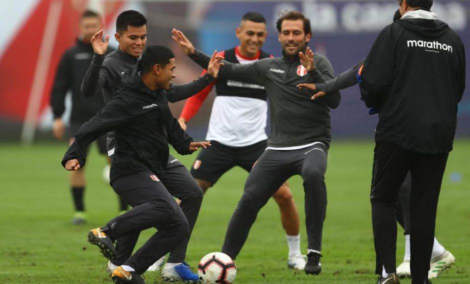 Selección peruana continúa con los entrenamientos para los Juegos Panamericanos Lima 2019 | FOTOS