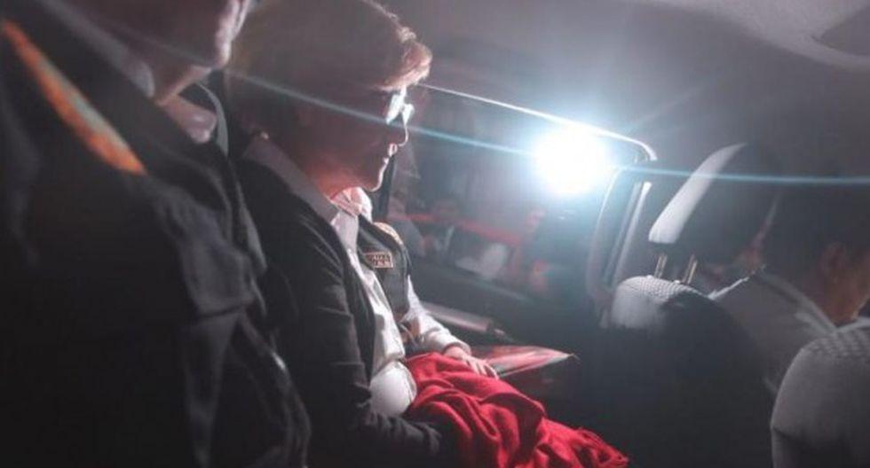 Susana Villarán cumple 24 meses de prisión preventiva en el penal Anexo de Mujeres de Chorrillos. (Foto: GEC)