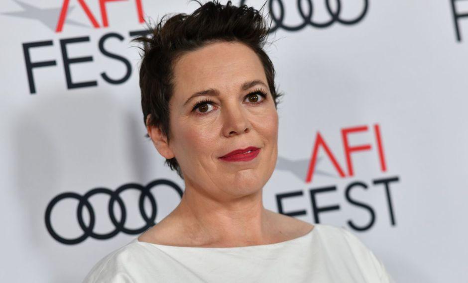 """Olivia Colman será la protagonista de """"Landscapers"""", la primera serie de Sky y HBO. (Foto: AFP)"""