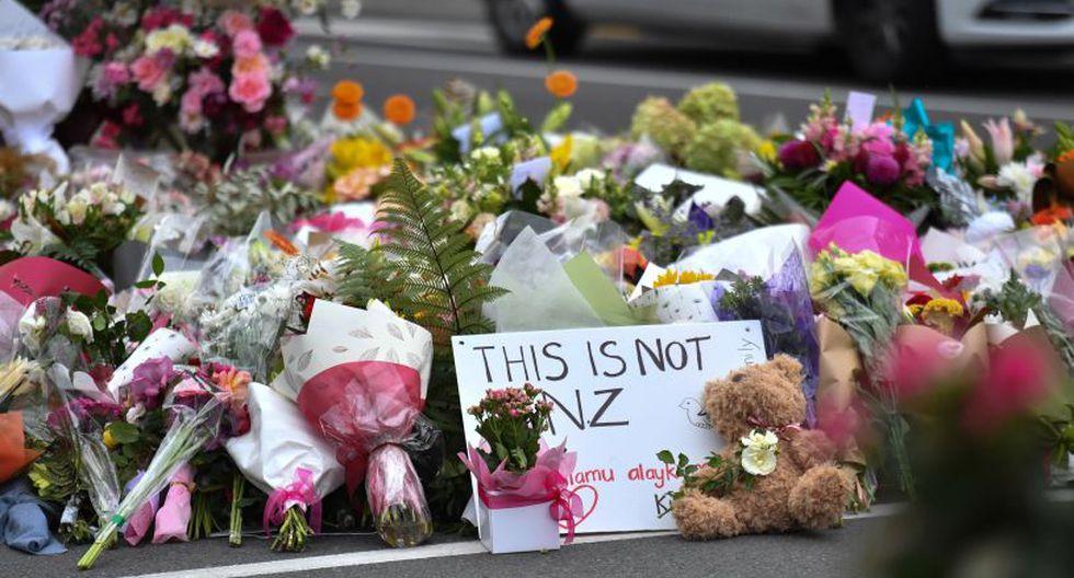 Los ataques perpetrados el viernes por un extremista de ultraderecha en dos mezquitas de Christchurch dejó un saldo de 49 personas muertas. (Foto: EFE)