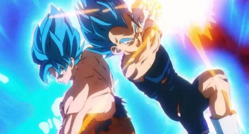 'Dragon Ball Super: Broly' en la lista de nominados a Mejor película animada en los Premios de la Academia Japonesa.(Foto: Toei)