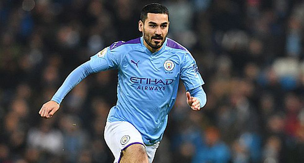 Ilkay Gundogan es jugador de Manchester City desde la temporada 2016-17. (Foto: AFP)