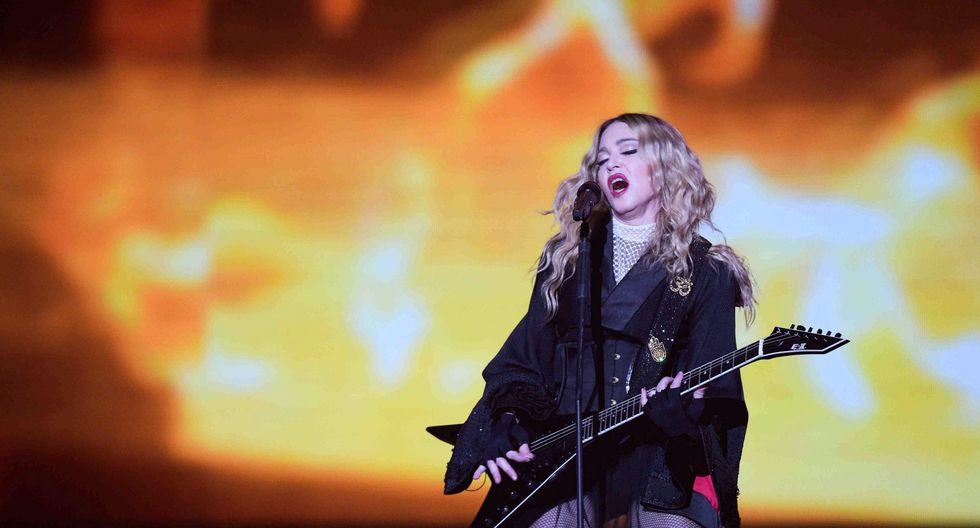 Madonna será homenajeada en Nueva York por su defensa de la comunidad LGBTQ.(Foto: EFE)