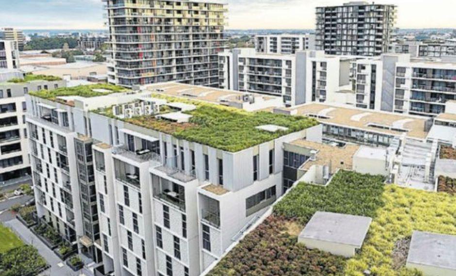 Las edificaciones sostenibles buscan generar el menor impacto negativo en el medioambiente. (Shutterstock)