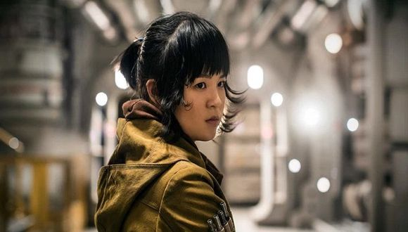 Kelly Marie Tran interpretó a Rose Tico en Star Wars: The Last Jedi (Foto: Disney)
