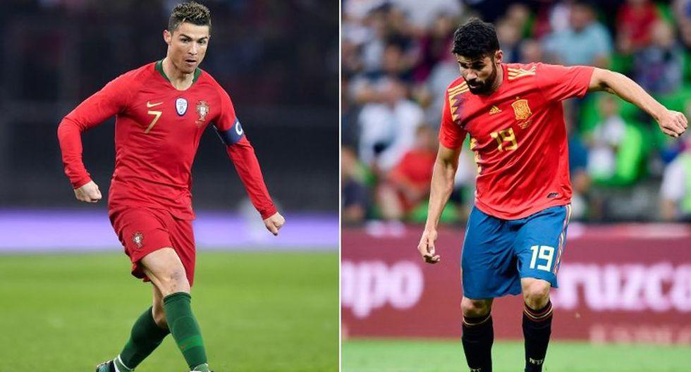 El segundo partido lo jugará España frente a Irán. (Foto: AFP)