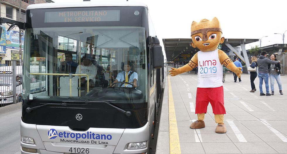 El Metropolitano contará con atención especial para la inauguración de los Juegos Panamericanos Lima 2019. (Foto: Metropolitano)
