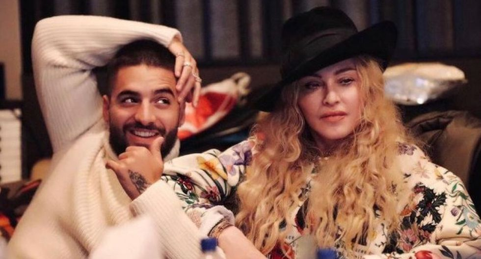 "Billboard Music Awards 2019: Maluma y Madonna interpretarán su tema ""Medellín"". (Foto:Instagram)"