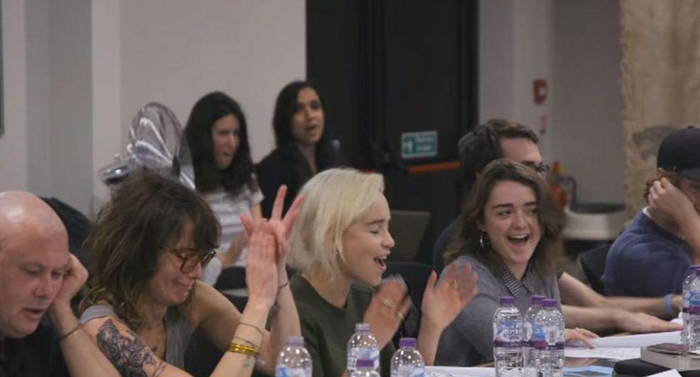 Se acaba de estrenar el tráiler oficial del documental de 'Game of Thrones' que se emitirá el 26 de mayo. (Foto: Captura)