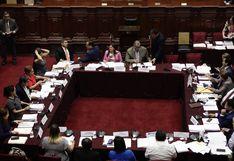 Comisión Permanente sesionará este miércoles 12 de febrero