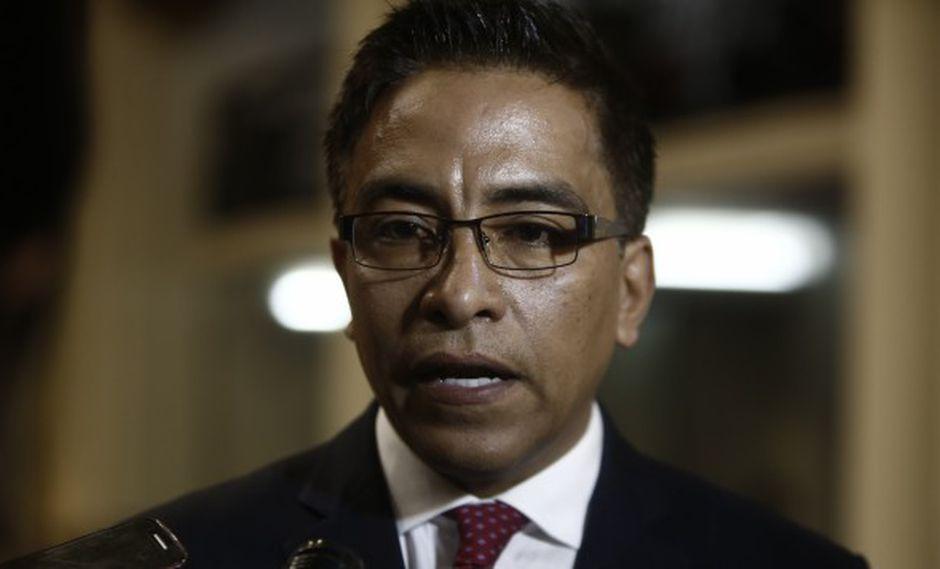 Roberto Vieira fue acusado por su primo de solicitarle dinero a cambio de levantarle la sanción que le había impuesto el Produce. (Foto: GEC)