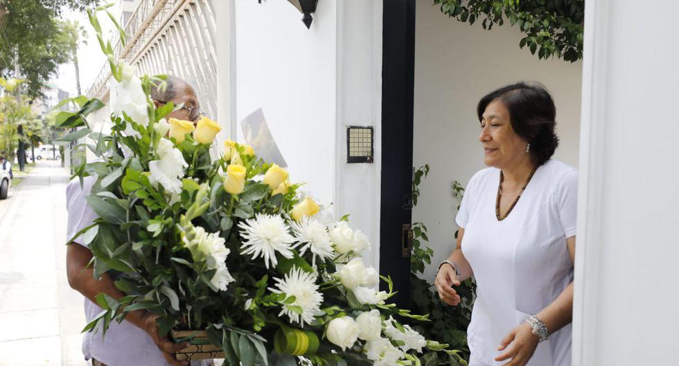 Los restos de Javier Pérez de Cuéllar son velados en su domicilio, en San Isidro. (Foto: Piko Tamashiro/ GEC)