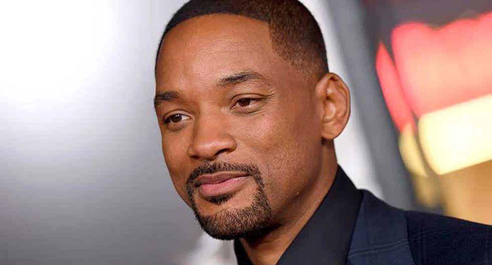 Will Smith, de 51 años, es uno de los actores más reconocidos de Hollywood. Foto: AFP