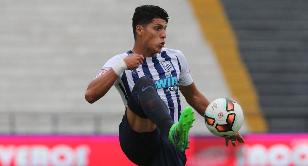 Pablo Bengoechea habló por primera vez de la salida de Hansell Riojas de Alianza Lima. (Foto: GEC)