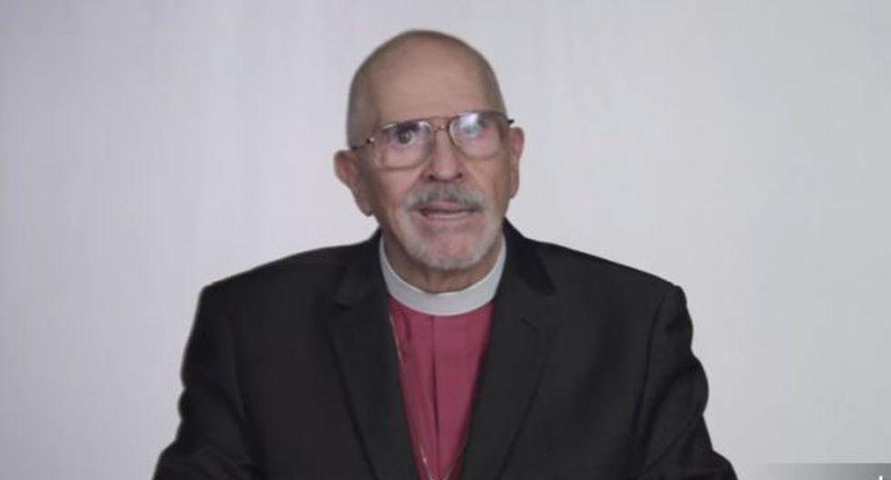 Pastor Troy Perry, figura emblemática de la comunidad LGTB. (Captura YouTube)