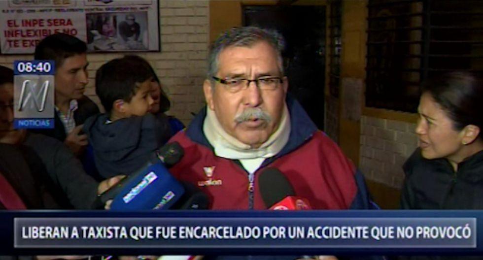 Juan Noel Ramírez aseveró que emitirá su queja ante la Oficina de Control de la Magistratura (OCMA) luego de ser privado de su libertad. (Canal N)