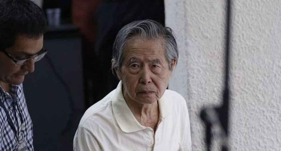 César Nakazaki también afirmó que una cosa es el tratamiento ambulatorio y otra es estar en la cárcel. (Foto: GEC)