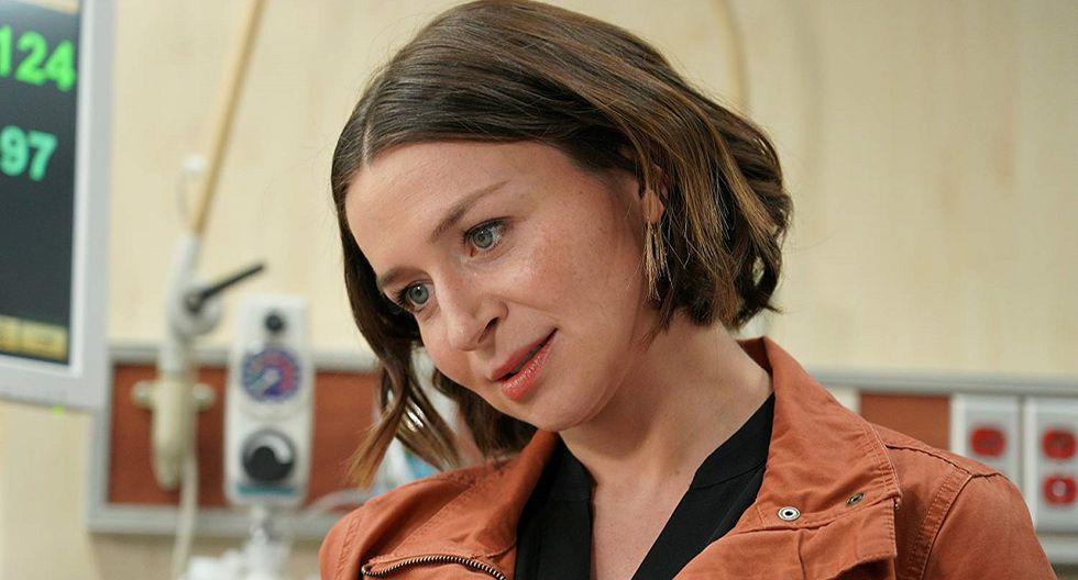 Grey's Anatomy 16x07: Amelia al fin encontró el momento para contarle a Owen sobre su embarazo (Foto: ABC)