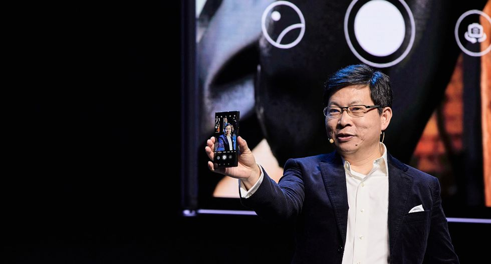 Huawei presentó su renovado celular plegable que iba a lanzarse en el MWC 2020, el Huawei Mate Xs. ¿En qué cambia? (Foto: Huawei)