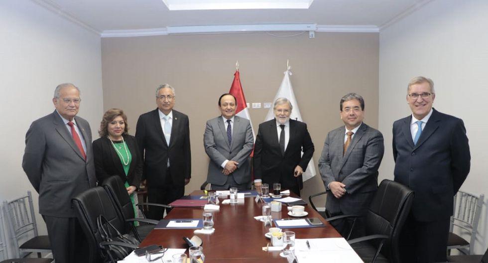 La juramentación de los miembros de la JNJ se realizará el 6 de enero del 2020. (Foto: Andina).