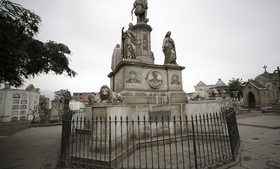 Gobierno busca declarar monumentos del Presbítero Maestro como Patrimonio Cultural de la Nación