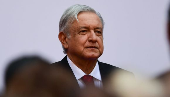 """Para López Obrador, esta """"conquista o descubrimiento"""" fue en realidad una """"invasión"""". (Foto: AFP)"""