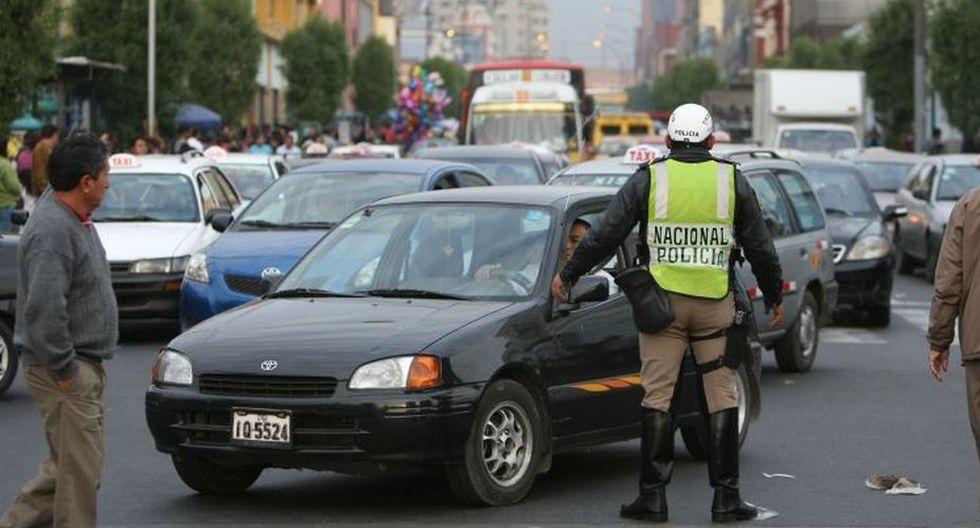 Municipalidad de Lima informó sobre los desvíos vehiculares en las calles del Centro de Lima. (Foto: El Comercio)