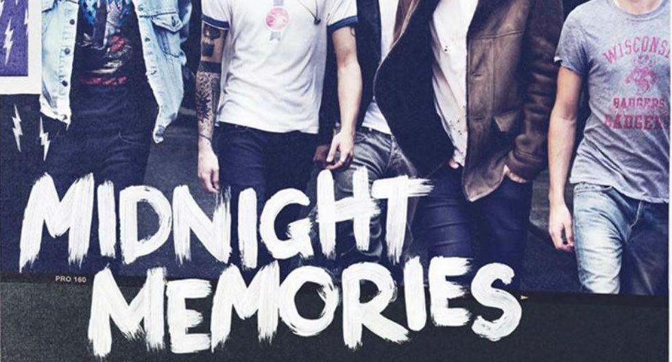 6.El disco 'Midnight Memories', de 2013, también debutó en el primer puesto de la lista 'Billboard 200', alcanzando el disco de multi-platino. (Facebook de One Direction)