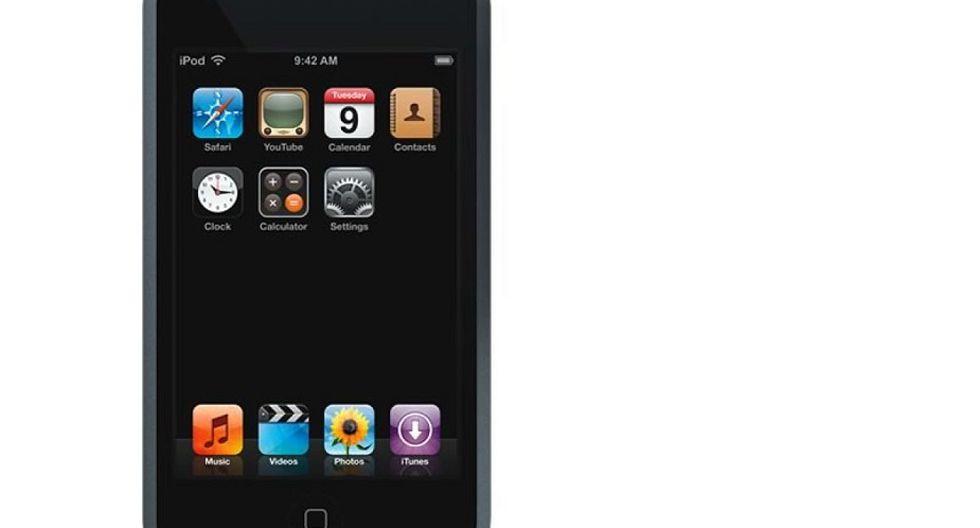 iPod Touch primera generación. (Apple)