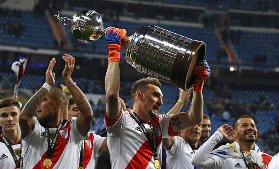 River Plate campeón de la Copa Libertadores: así quedó la tabla general de la edición 2018