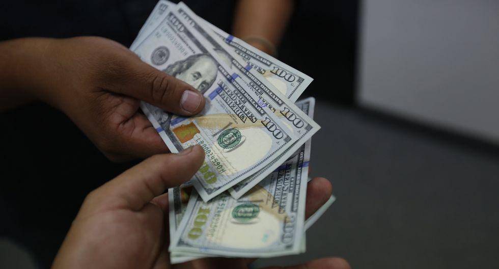 El dólar se sitúa en S/ 3.346 en mercado local