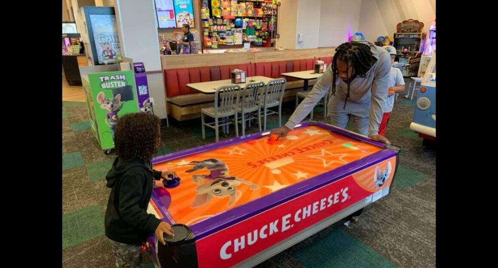 Chuck E. Cheese's. (Foto: Facebook Chuck E. Cheese's)