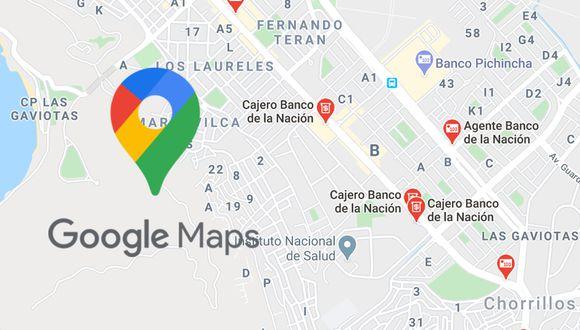 ¿Conoces el horario de todos los bancos a nivel nacional? Ahora Google Maps te los dice de manera sencilla. (Foto: Google)