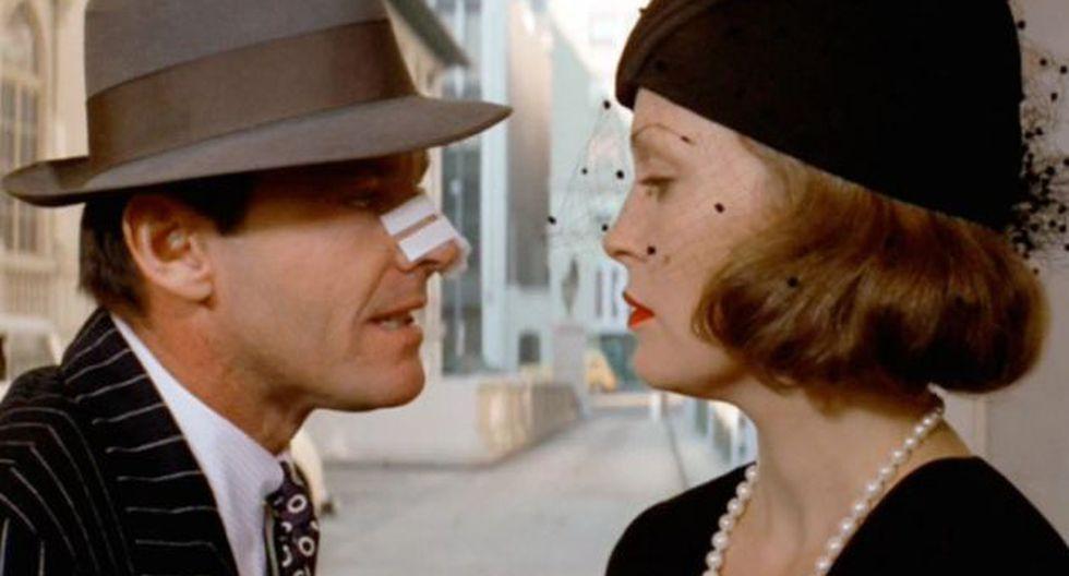 "David Fincher y Robert Towne planean una serie sobre ""Chinatown"" para Netflix. (Foto: Paramount Pictures)"