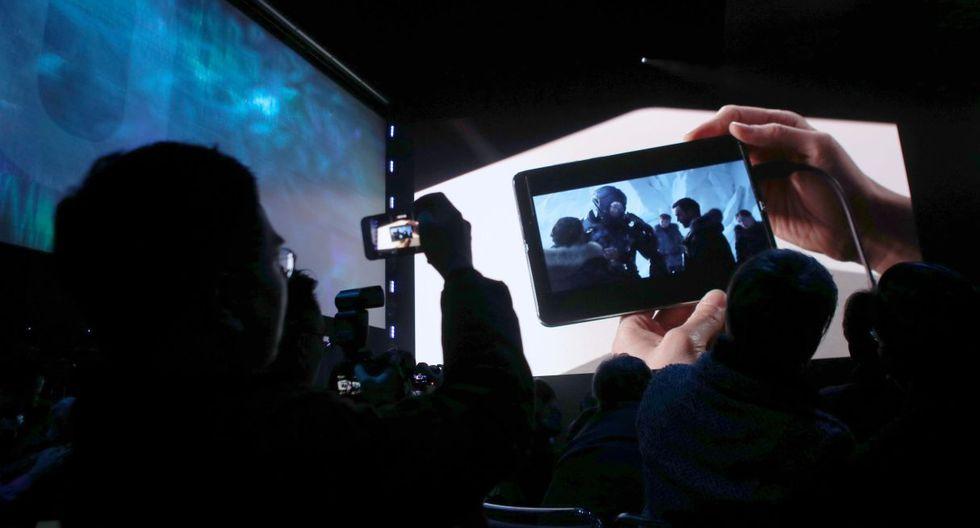 El Galaxy Fold fue diseñado pensando en los usuarios de smartphones, motivados por formatos más grandes que mejoran su experiencia. (Foto: AFP)