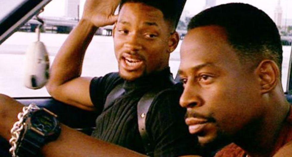 'Dos Policías Rebeldes' estrenó en 1995 en Estados Unidos con Martin Lawrence y Will Smith como protagonistas. (Foto: Sony)