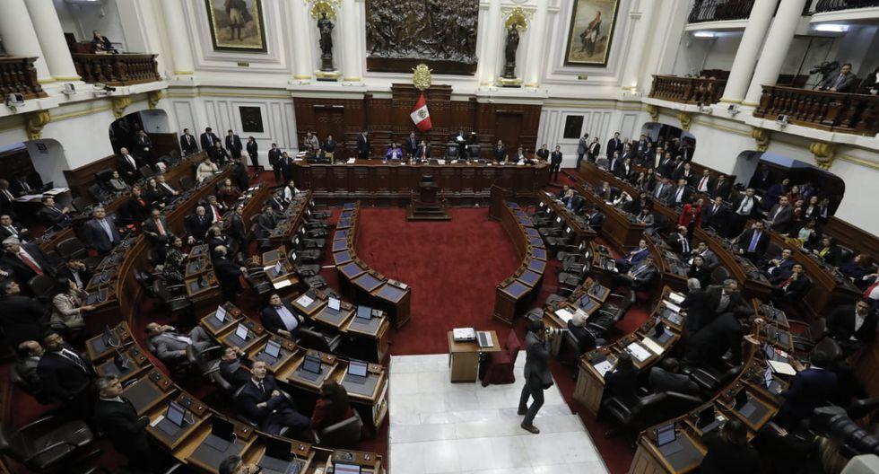 El primer ministro Salvador del Solar presentó cuestión de confianza por seis proyectos de la reforma política. (Foto: Anthony Niño De Guzmán / GEC)