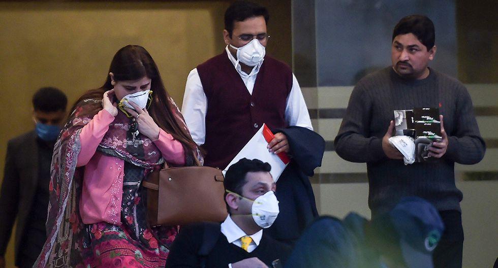 El coronavirus de Wuhan se expande en el mundo, mientras el secretario de Comercio de Estados Unidos indica que es una oportunidad de negocio que dará más empleo a Norteamérica. (Foto: AFP)