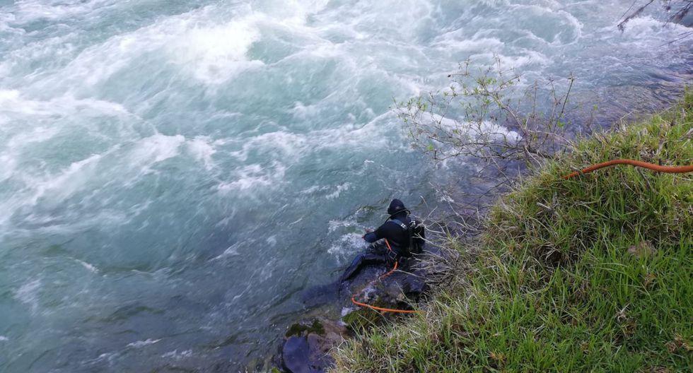 Se recomienda a la población tomar las precauciones correspondientes y evitar realizar actividades cercanas al río.(Foto: Andina)