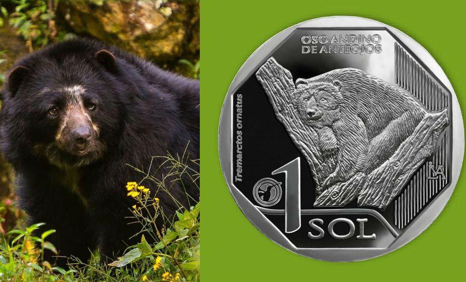 ¿Cómo lucen los animales silvestres en la colección de monedas del BCR? | FOTOS