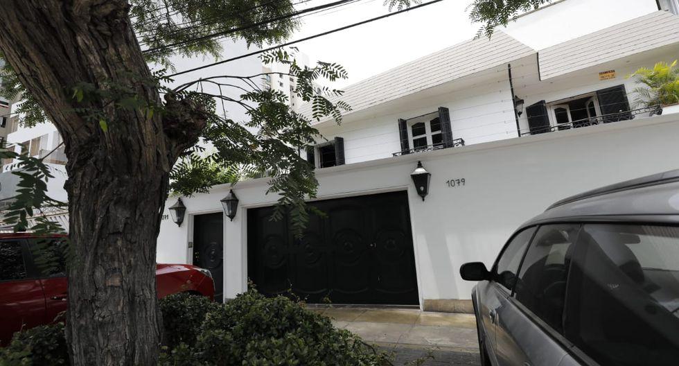 Los restos de Javier Pérez de Cuéllar son velados en su domicilio en estricto privado. (Foto: Piko Tamashiro/ GEC)