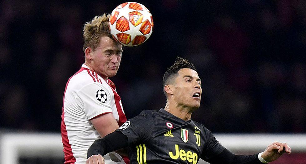 Juventus recibe este martes al Ajax por el pase a semifinales de la Champions League. (Foto: AP)