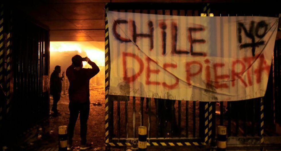 José Miguel Vivanco, director de la división de las Américas de Human Rights Watch, también fue invitado a Chile por el presidente Piñera. (Foto: AFP)