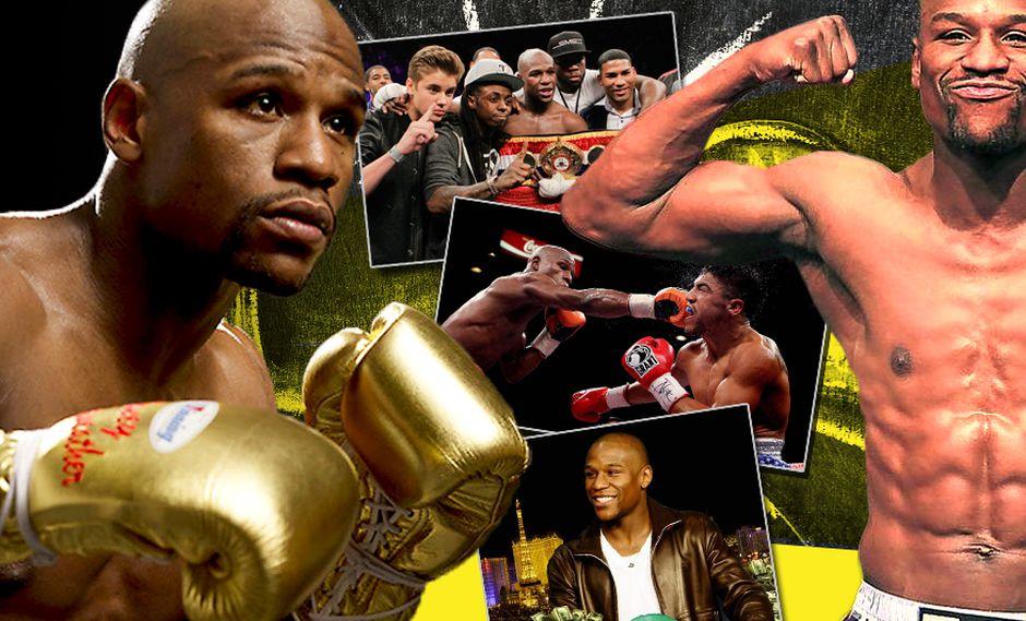 Estos son algunos de los escándalos más sonados en la carrera del millonario boxeador.