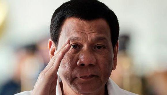 Las declaraciones del mandatario podrían ser utilizadas en la Corte Internacional de Justicia, que estudia dos denuncias presentadas contra Duterte. (Foto: EFE)