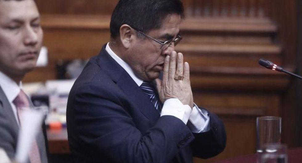 Justicia Española aprueba extradición del ex juez supremo, César Hinostroza por tres delitos. (Foto: EFE)