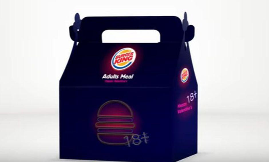 Mira la promoción de Burger King por San Valentín. (YouTube)