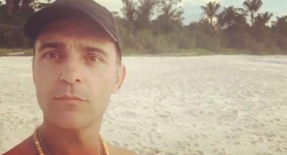 """Pedro Alonso, """"Berlín"""" en """"La casa de papel"""", compartió video a orillas del río Amazonas. (Imagen: Instagram)"""