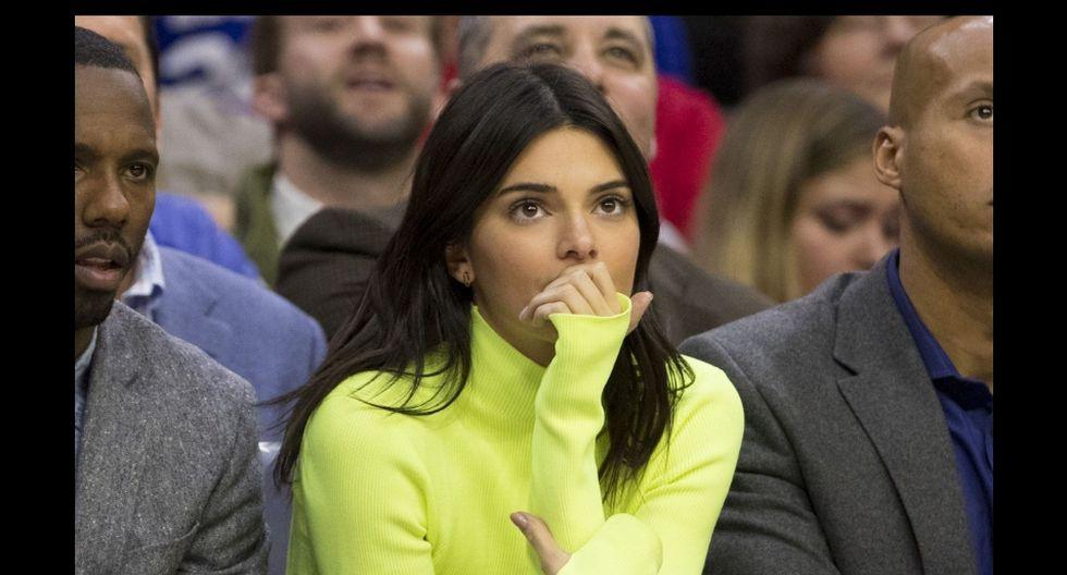 Kendall Jenner viajó recientemente a Australia por motivos laborales. (AFP)