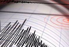 Sismo de magnitud 4,2 se reportó en el Callao, señaló el IGP